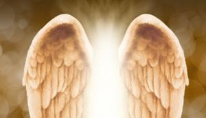 Engelkarte ziehen auf Lichtpfade